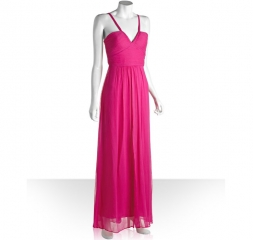 Hall gown by Bcbg at Bluefly