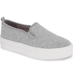 Halogen   Baylee Platform Slip-On Sneaker  Women    Nordstrom at Nordstrom