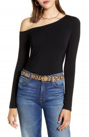 Halogen   One-Shoulder Top   Nordstrom at Nordstrom
