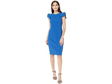 Halston Slim Fit Dress at Zappos