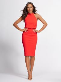 Halter Dress - Gabrielle Union Collection at NY&C