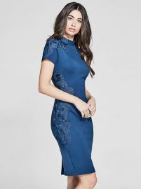 Hamor Lace Dress at Guess