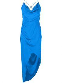 Haney Holly Asymmetric Dress - Farfetch at Farfetch
