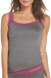 Hanky Panky Classic Heather Jersey Camisole   Nordstrom at Nordstrom