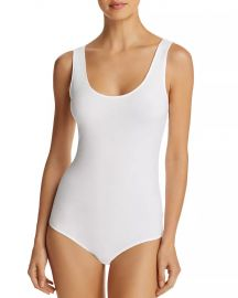 Hanro Cotton Sensation Tank Bodysuit Women - Bloomingdale s at Bloomingdales