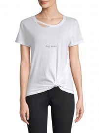 Harlow Dog Mom Tee at Saks Fifth Avenue