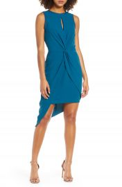 Harlyn Asymmetrical Sheath Dress   Nordstrom at Nordstrom