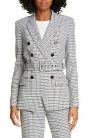 Harvey Belted Jacket by Veronica Beard at Nordstrom