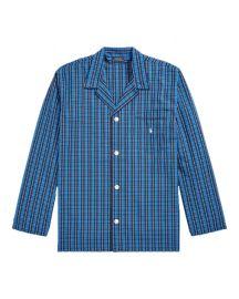 Harwich Plaid Pajama Shirt at Ralph Lauren