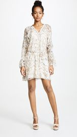 Haute Hippie Romani Ruffle Dress at Shopbop