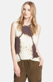 Haute Hippie and39X-Rayand39 Muscle Tank at Nordstrom