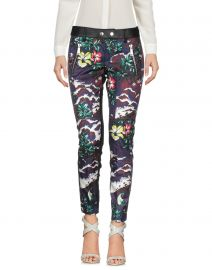 Hawaiian Print Trousers by Dsquared2 at Yoox