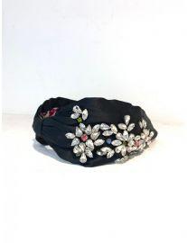 Headband Decorated With Stones at Fabbri