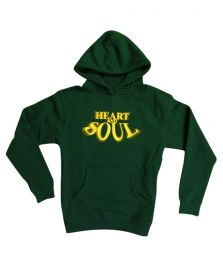 Heart  Soul Hoodie by The Last Adam at The Last Adam