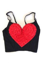 Heart Bustier at Victorias Secret