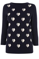 Heart Sweater at Oasis