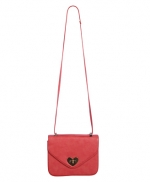 Heart lock bag by Forever 21 at Forever 21