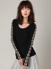 Heart on your sleeve thermal at Free People