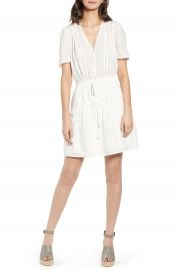 Heartloom Kiana Button Front A-Line Dress   Nordstrom at Nordstrom