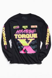 Heat Street Torque Long Sleeve Tee at Urban Outfitters