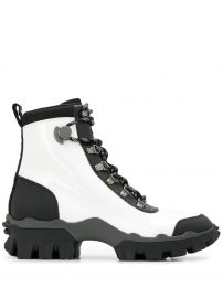 Helis Mountain Boots by Moncler at Farfetch