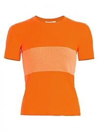 Helmut Lang - Striped T-Shirt at Saks Fifth Avenue