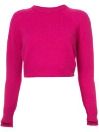 Helmut Lang Crew Neck Sweater at Farfetch