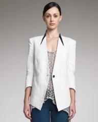 Helmut Lang Era Suit Blazer at Neiman Marcus