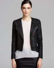 Helmut Lang Jacket - Patina Leather at Bloomingdales
