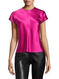 Helmut Lang Lacquer Top at Saks Off 5th