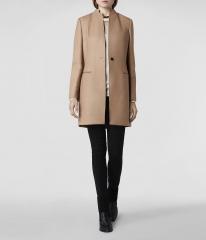 Hendrick coat at All Saints