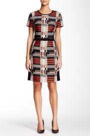 Hesandra Short Sleeve Dress at Nordstrom Rack