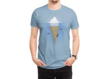 Hidden Part of Icebergs at Threadless