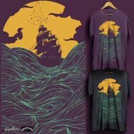 High Seas Tshirt at Threadless