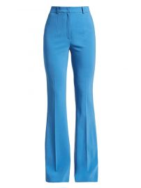 High-Waisted Flared Trousers by Michael Kors at Saks Fifth Avenue