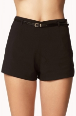 High waisted shorts at Forever 21