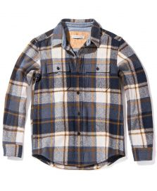 Highland Blanket Shirt at Outerknown
