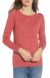 Hinge Puff Sleeve Pullover at Nordstrom
