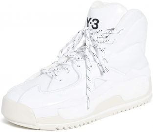 Hokori Sneakers by Y-3 at Amazon