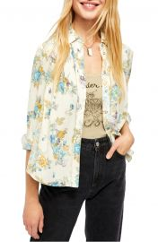 Hold On to Me Floral Long Sleeve Blouse at Nordstrom
