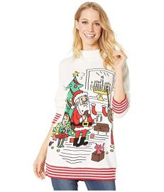 Holidays To All Sweater at Zappos