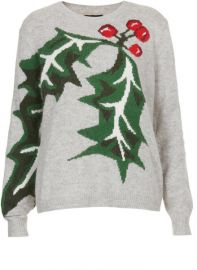 Holly Sweater at Topshop