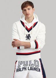 Hooded Cricket Sweater at Ralph Lauren