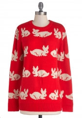 Hop On By Sweater at ModCloth