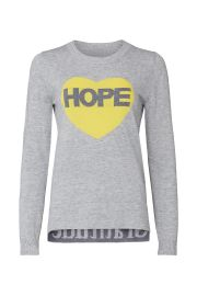 Hope Graphic Sweater by Victor Alfaro Collective at Rent The Runway