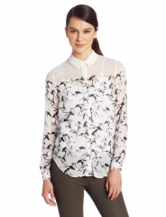 Horse blouse by French Connection at Amazon