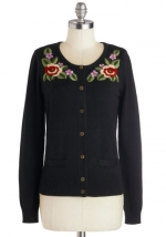 Horticulture club cardigan at ModCloth