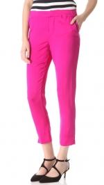 Hot pink pants at Shopbop at Shopbop
