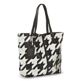Houndstooth Tote at Target