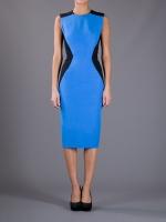 Hourglass dress by Victoria Beckham at Farfetch